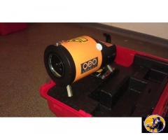 Лазерный уровень для прокладки труб - geo-Fennel pipe laser FKL-80/81