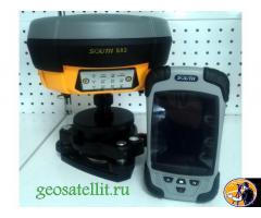 RTK ровер South S82-2013 GSM/УКВ с контроллером  S10 (SurvCe)