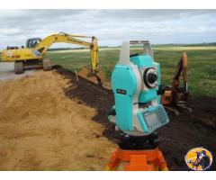 Геодезические и Геологические изыскания