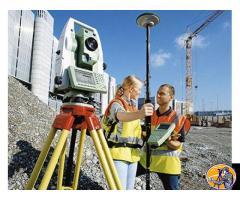 Геодезия для проектирования, строительства  и реконструкции зданий и сооружений