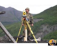 Услуги геодезиста в Красноярске